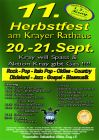 21. September 2014 Herbstfest Krayer Rathaus