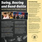 19. Mai 2018 Band Battle im Boxring