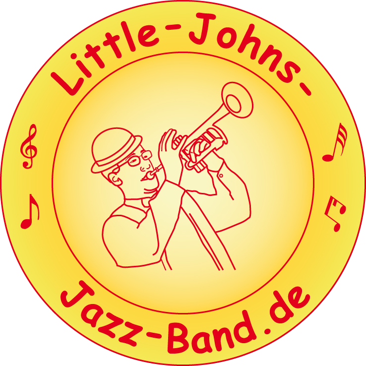 Logo Little Johns Jazz Band